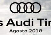 It´s Audi Time. Campaña Renting Agosto 2018.