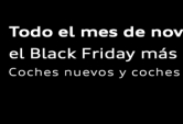 Black Friday Audi Barcelona