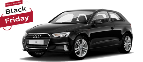 Oferta Audi A3 Black friday barcelona 2018