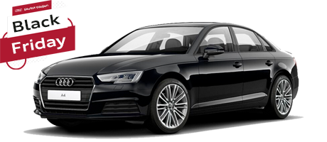 Oferta Audi A4 Black friday barcelona 2018
